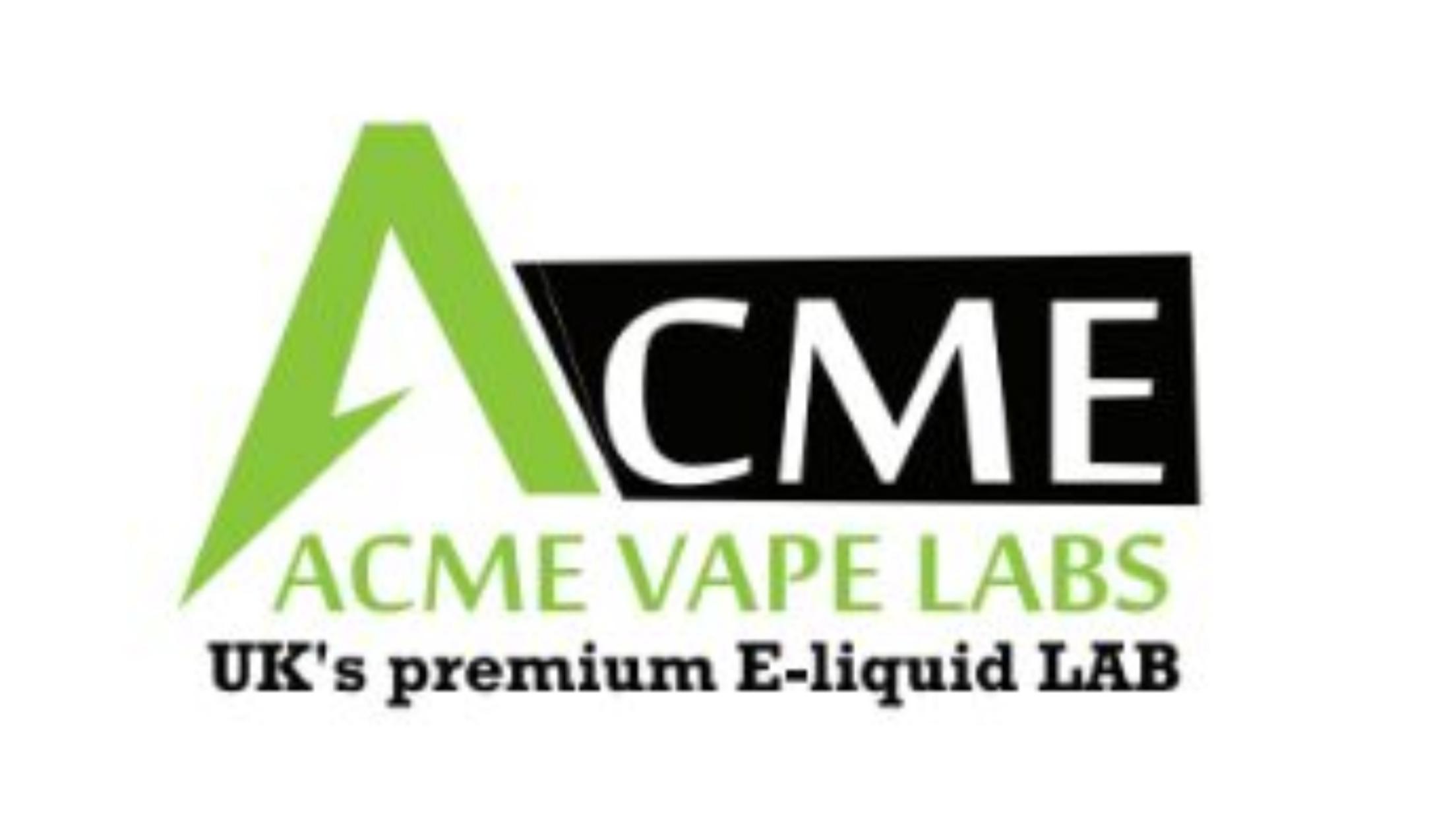 HOME | ACME VAPE LABS