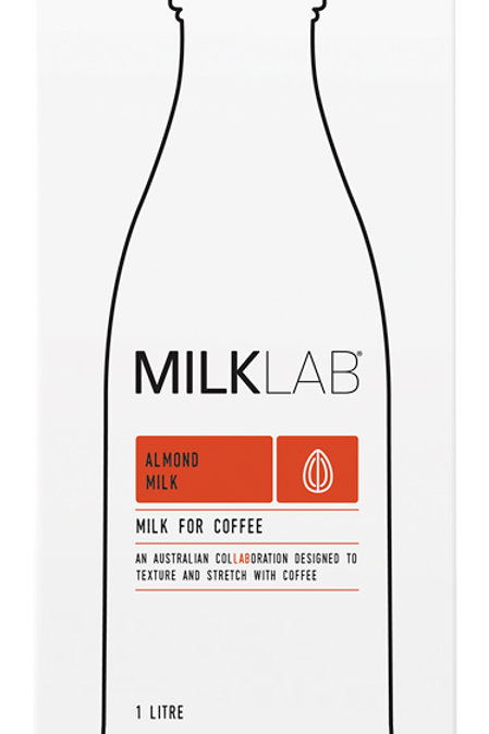 MilkLAB Almond Milk (1L)