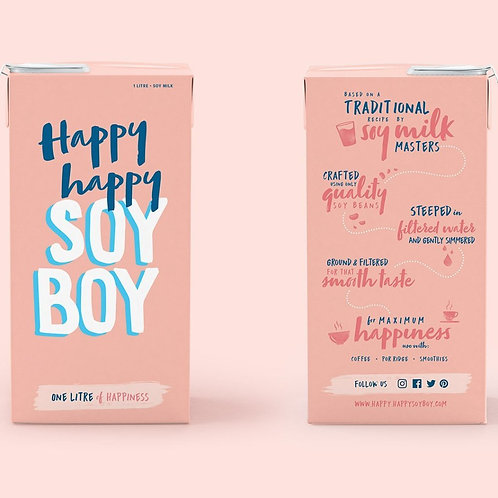 Happy Happy Soy Boy (1L)