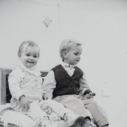 Matilda & Joe Perry