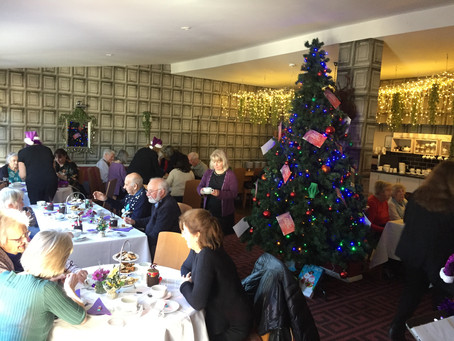 Christmas Tea and Talk