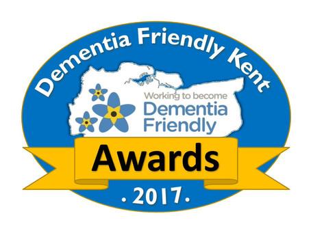 Dementia Friendly Kent Awards 2017