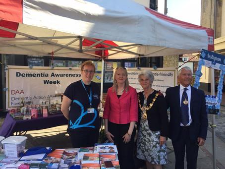 Mayor joins Dementia Action Alliance