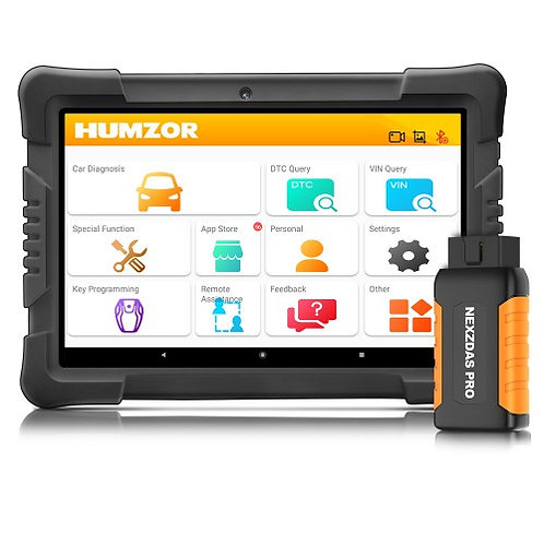 NexzDAS Pro Bluetooth 10inch Tablet Full System Auto Diagnostic Tool