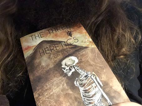 The Gross Beard Awarded to Scott Hale's, The Three Heretics!