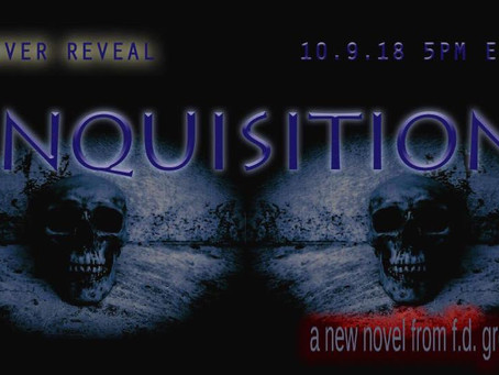 INQUISITION COVER REVEAL