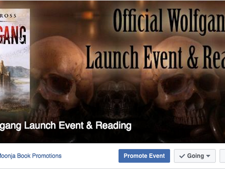 Wolfgang Launch Event November 13th!