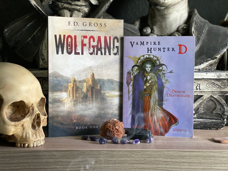 🦇🦇🦇 5 Years of Wolfgang - Part 1 of 3 Giveaway 🦇🦇🦇