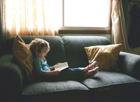 German at home: reading, reading, reading!