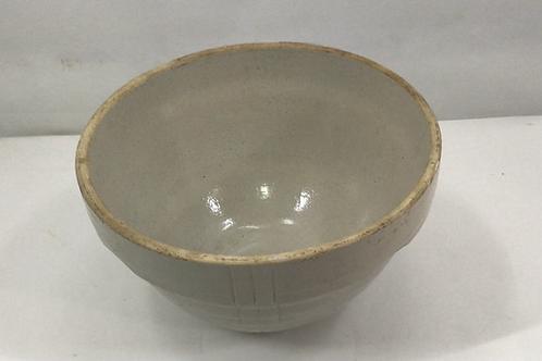 1920s Stoneware Mixing Bowl