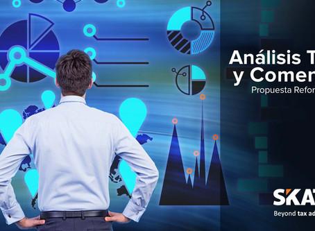 Análisis Técnico y Comentarios      Reforma Fiscal 2020