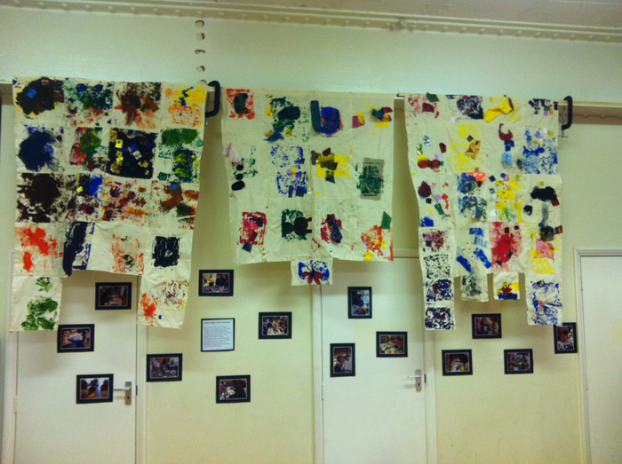 Robert Blair School - Art Week