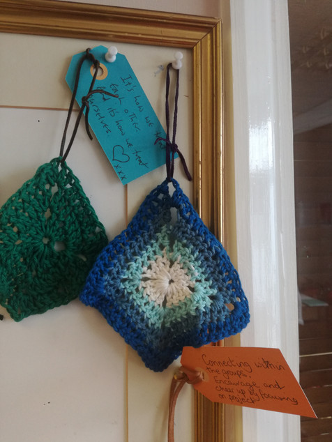 Crochet and Cake