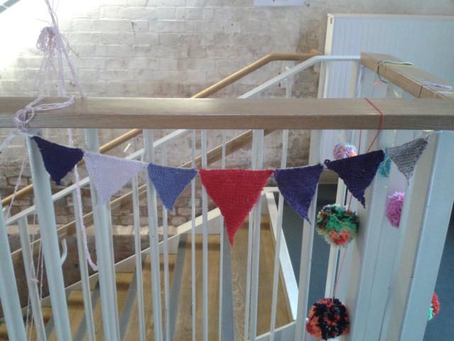 Knit and Knatter: Yarn Dance