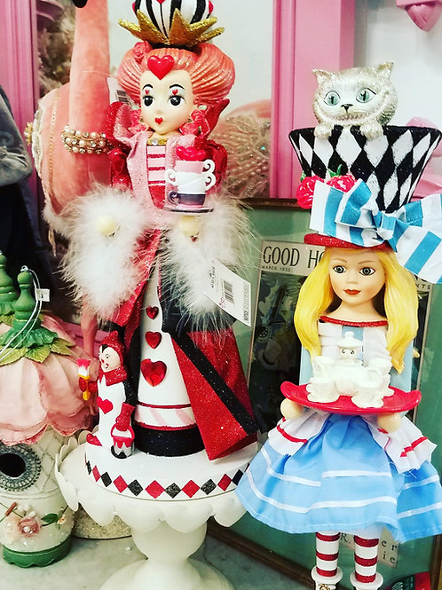 Kurt Adler's Alice in Wonderland Collectible