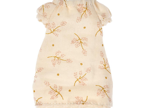 Winter 2021 Maileg Nightgown for Big Sister Mouse- Pre-Order