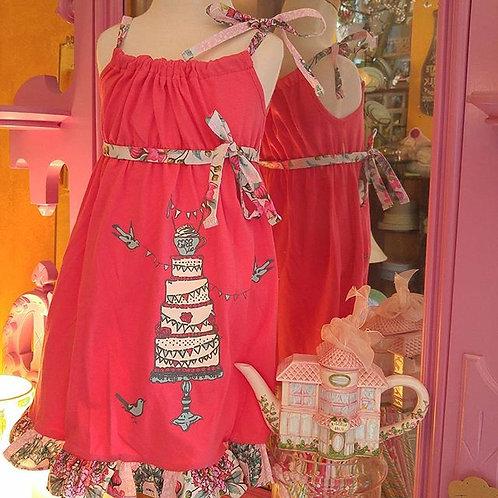 Summer Tea Party Dress