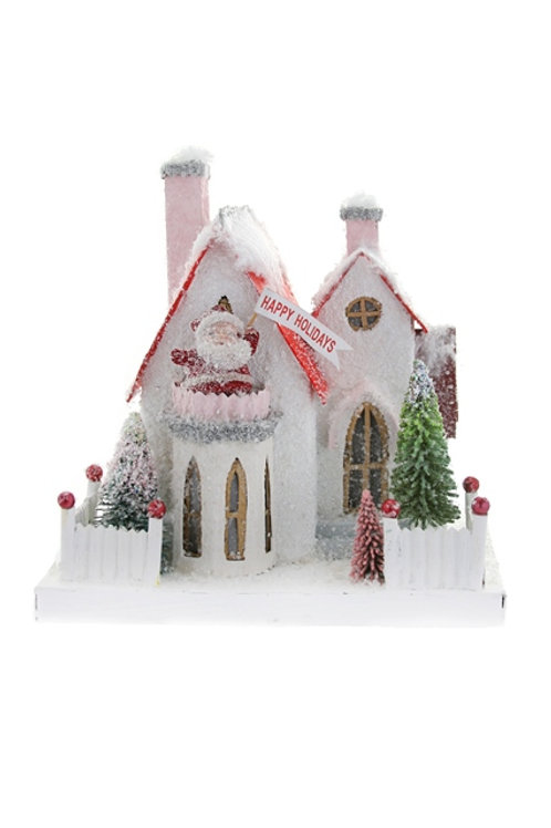 Cody Foster Holiday Cottage- Santa's House