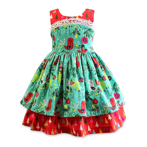 Be Merry Twirl Dress