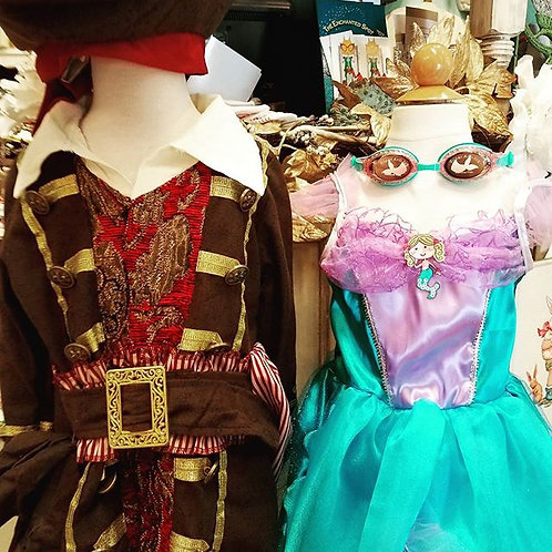 Mermaid Tea Party Dress