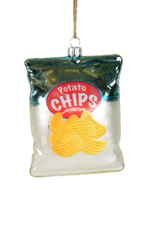 BAG OF CHIPS ORNAMENT-80's Childhood Nostalgia Tree