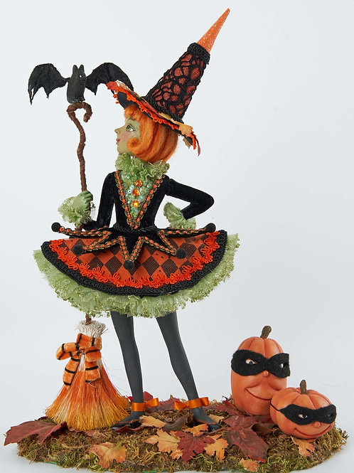 Pulchritudinous Witch 2021-Collectible by Katherine's Collection