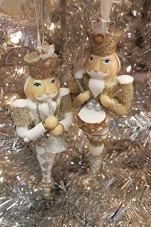 Nutcracker Finial Ornament