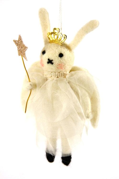 Ornament Fairy Bunny