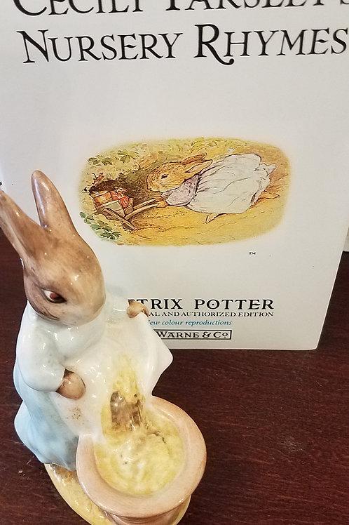 Cecily Parsley: Beatrix Potter Figurine BP-3b
