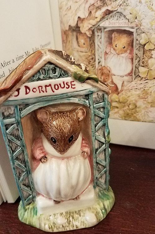 Miss Dormouse, Beatrix Potter Figurine BP6