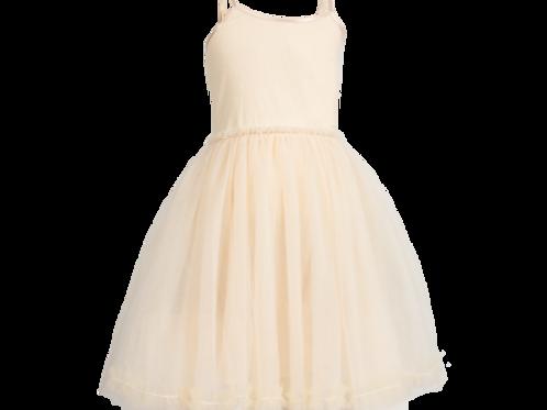 Princess Ballerina Cream Tutu Dress