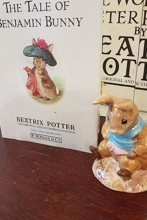 Old Mr. Bouncer: Beatrix Potter Figurine BP-3c