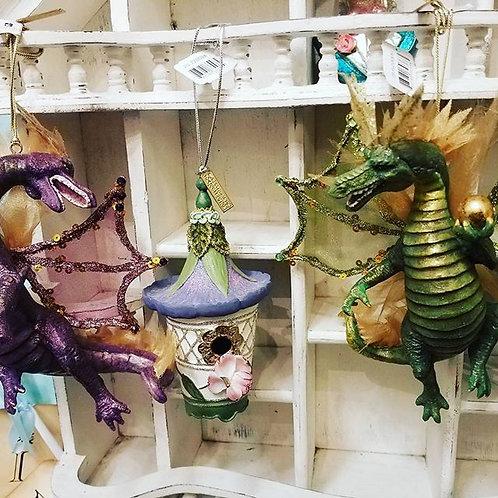 Dragon Collectible Ornament