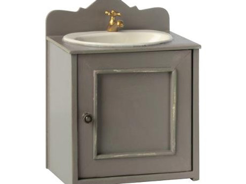 Maileg Miniature Sink Cabinet: Back in Stock April 5, 2021
