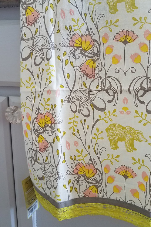 Craftsman Bear Kitchen Towel