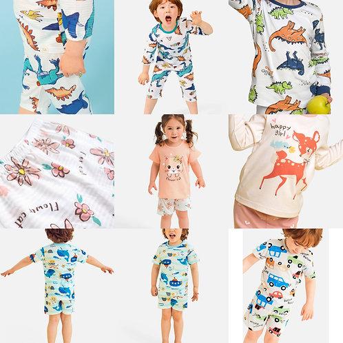Organic Short Set Pajamas