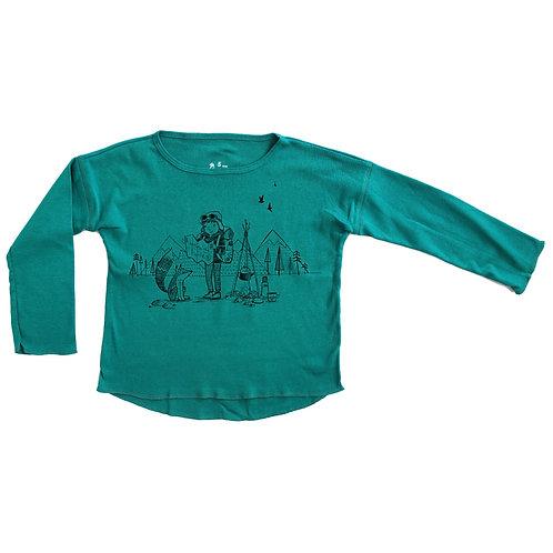 Boy Explorer Shirt