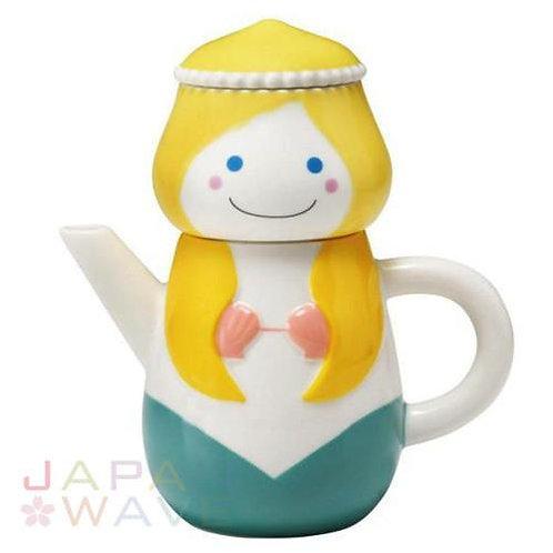Little Mermaid Teapot for One