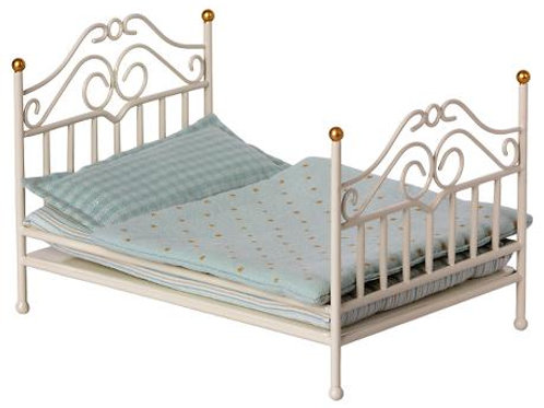 copy of Winter 2021 Maileg Scrolled Vintage Bed: Pre-Order