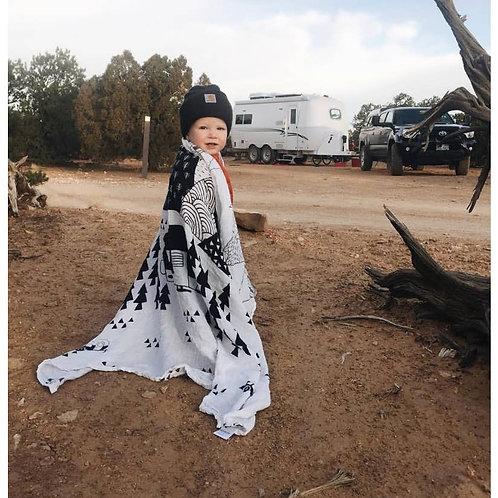 Camper Swaddle Blanket