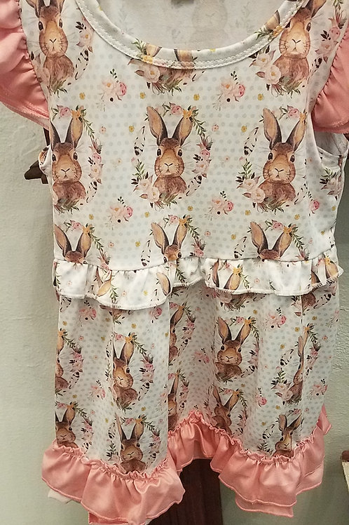 Bunny Dress or Romper