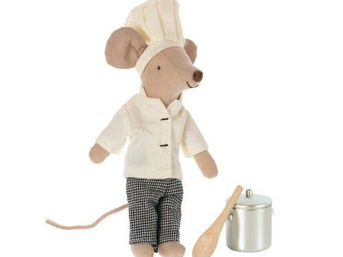 Winter 2021 Maileg Chef Mouse: Pre-Order