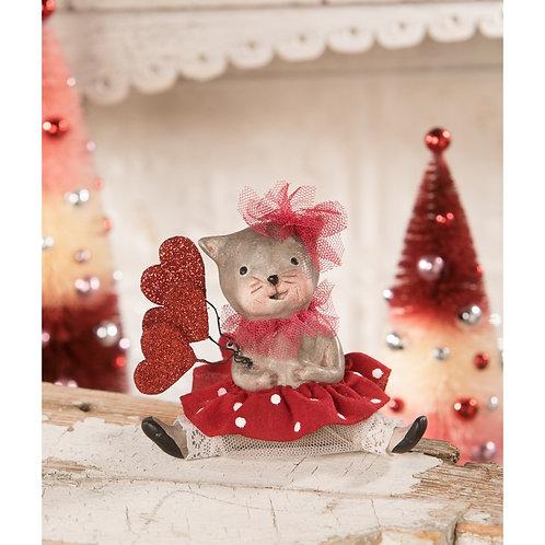 Valentine Calico Kitty by Michelle Allen