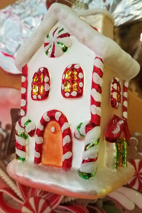 Katherine's Collection Tall Gingerbread Ornaments Set of 2