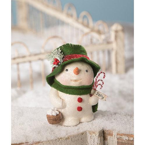 Jolly Tiny Tim Snowman