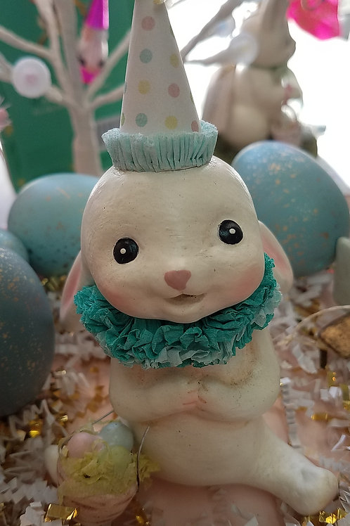 Egg Hunt Bunny by Raggedy Pants Designs