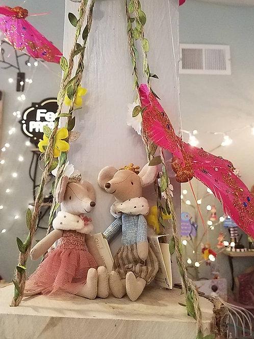 Maileg  Princess Big Sister Mouse , Winter 2020 Collection