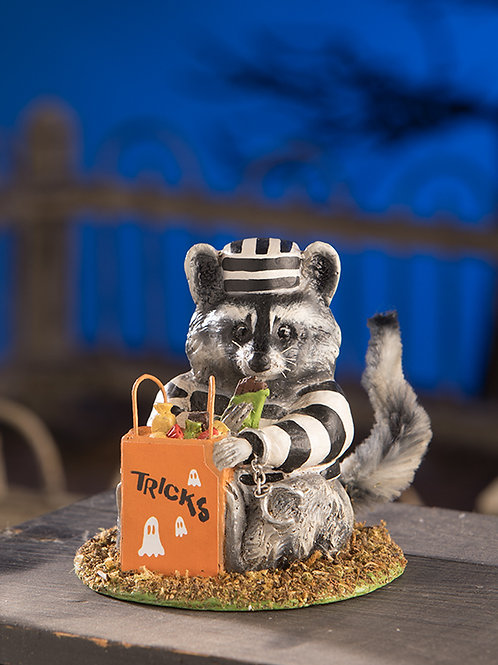 Bethany Lowe Trickster Raccoon