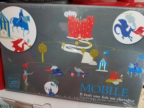 Castle Knight Mobile Djeco