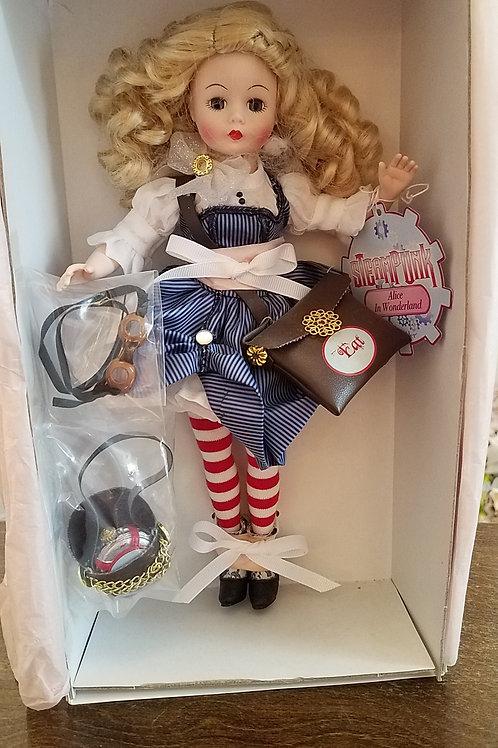 Steampunk Alice in Wonderland Collectible by Madame Alexander
